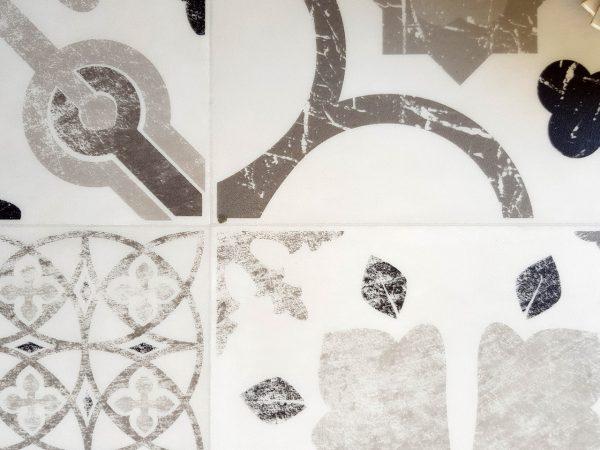 פי וי סי tarkett-decorations דגם 2 וינטאז'