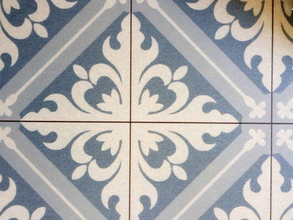 פי וי סי tarkett-decorations דגם 6 וינטאז'